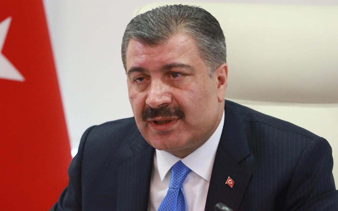 Sağlık Bakanı Fahrettin Koca açıkladı! THY uçağındaki coronavirüslü hasta