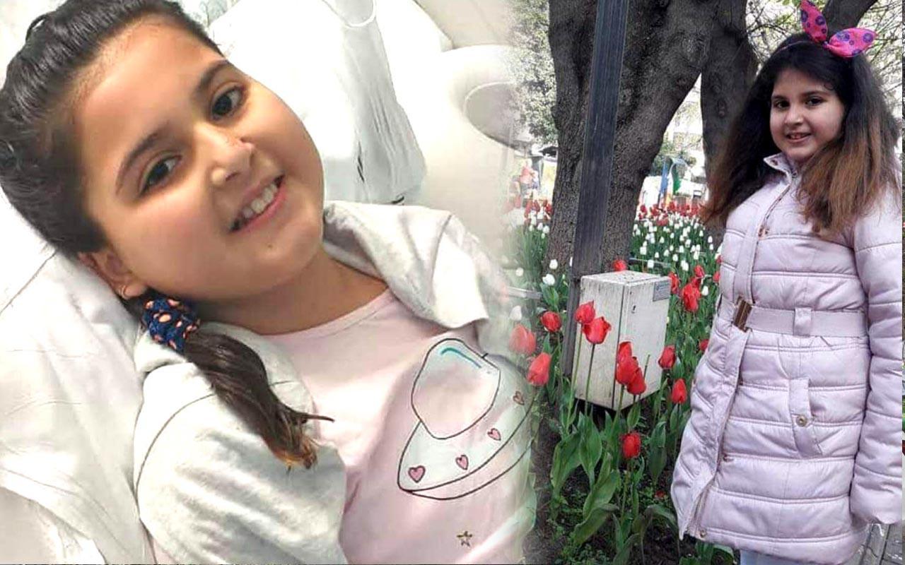 İzmit'te lösemi hastası küçük kız 9 yaşında hayata gözlerini yumdu