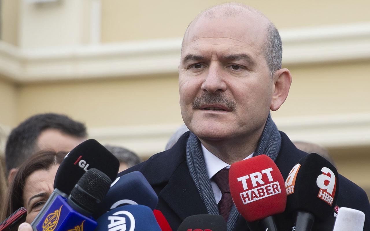 Süleyman Soylu'yu kızdıran soru: İçişleri Bakanı yalan söylüyor öyle mi?