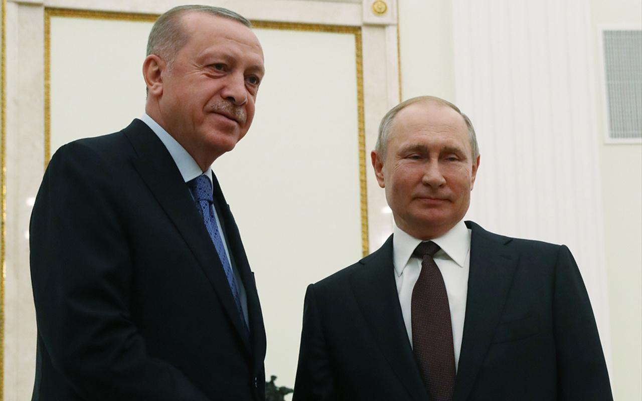 Erdoğan-Putin görüşmesinin perde arkası!