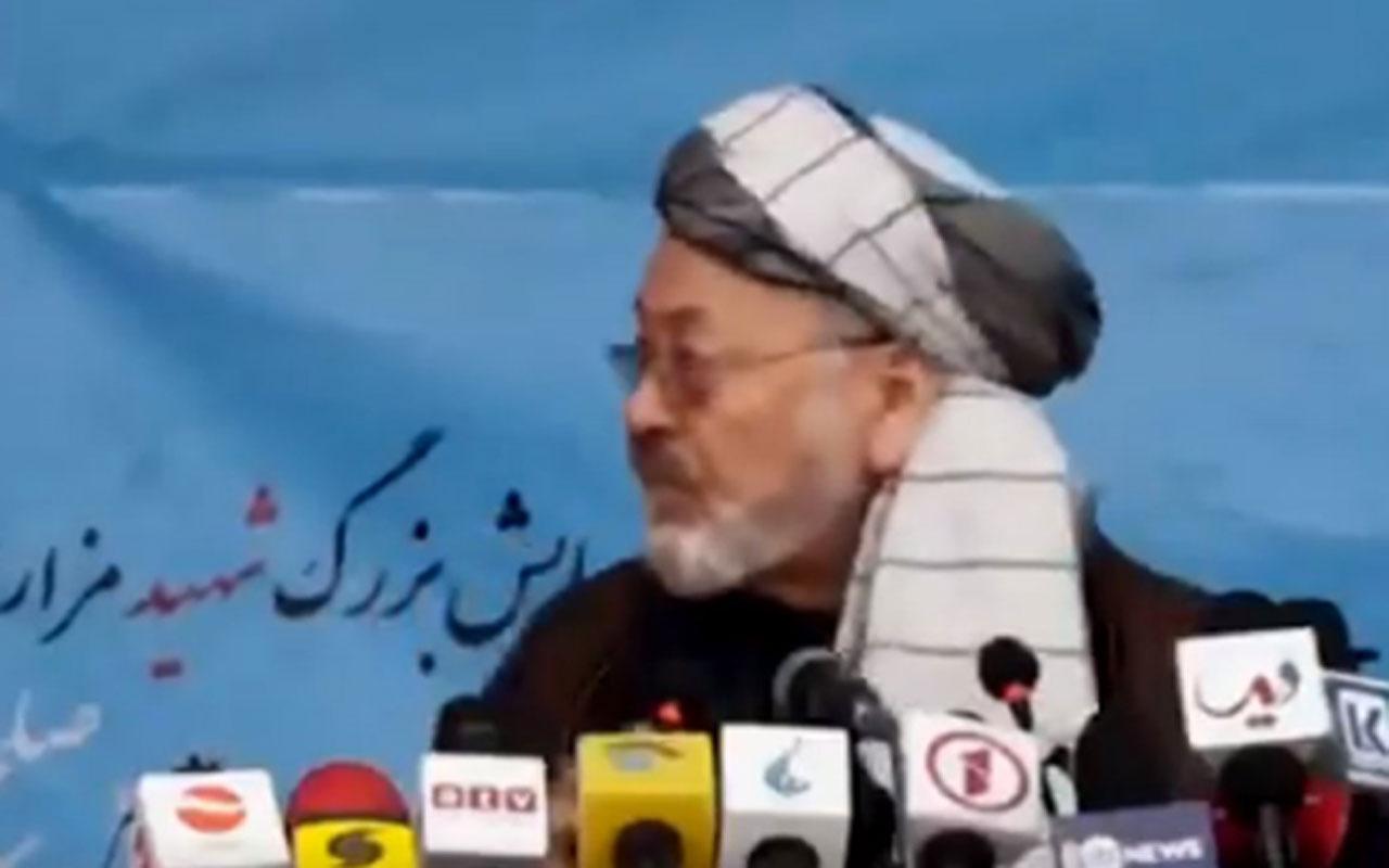 Afganistan'da siyasetçilere bombalı saldırı 27 kişi öldü