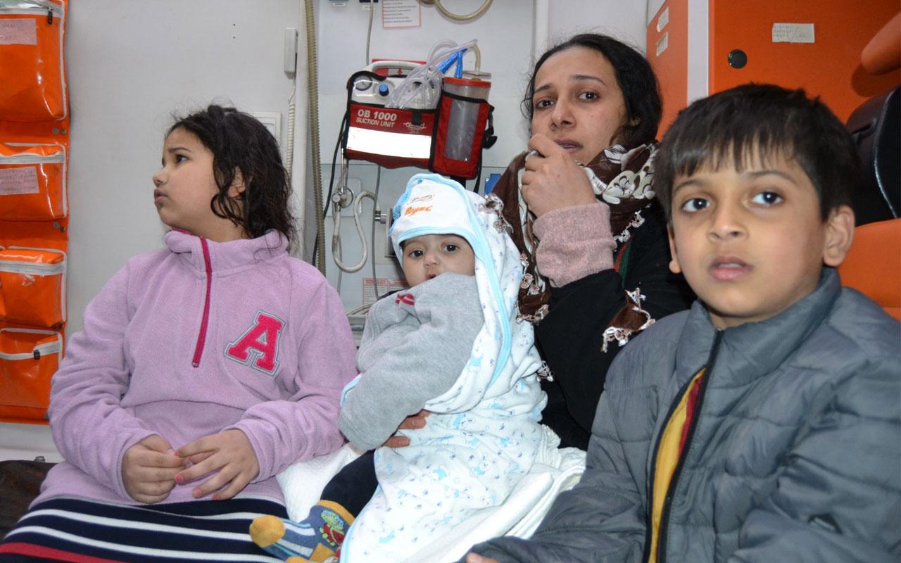 Didim açıklarında göçmenleri taşıyan bot battı: 14 göçmen kurtarıldı