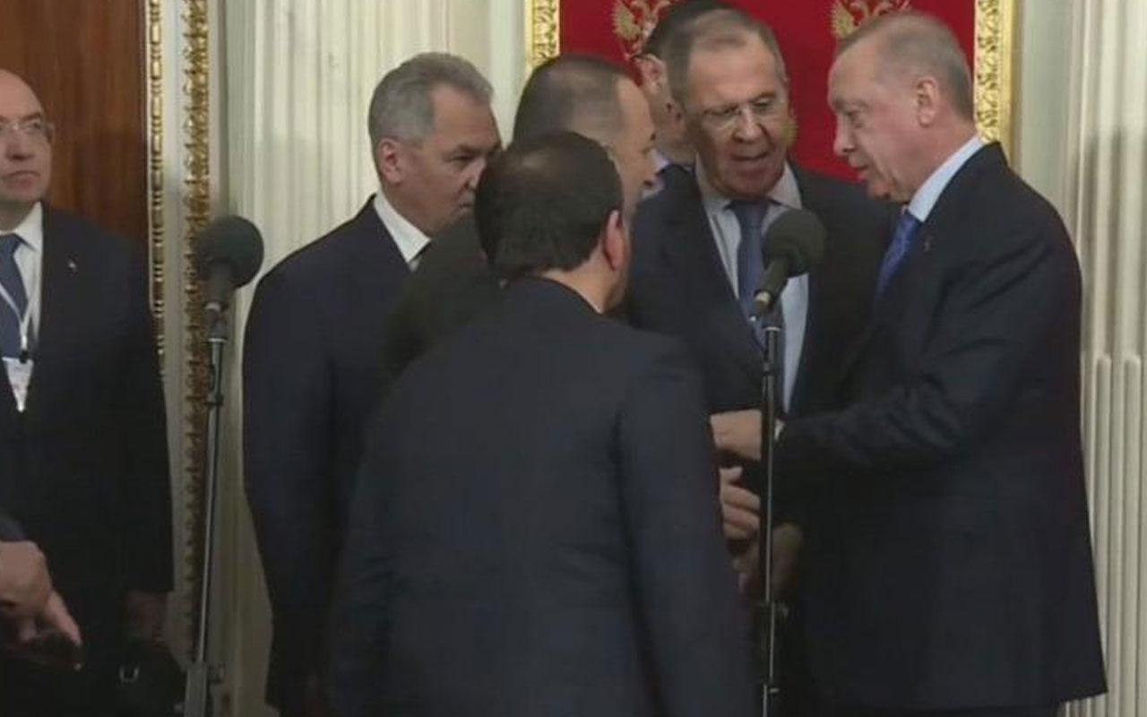Cumhurbaşkanı Erdoğan'dan dikkat çeken sözler: Şu anda Esad ile konuşuldu değil mi?