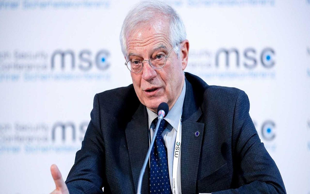 AB Yüksek Temsilcisi Borrell: AB Türkiye'ye daha fazla para vermek için görüşüyor