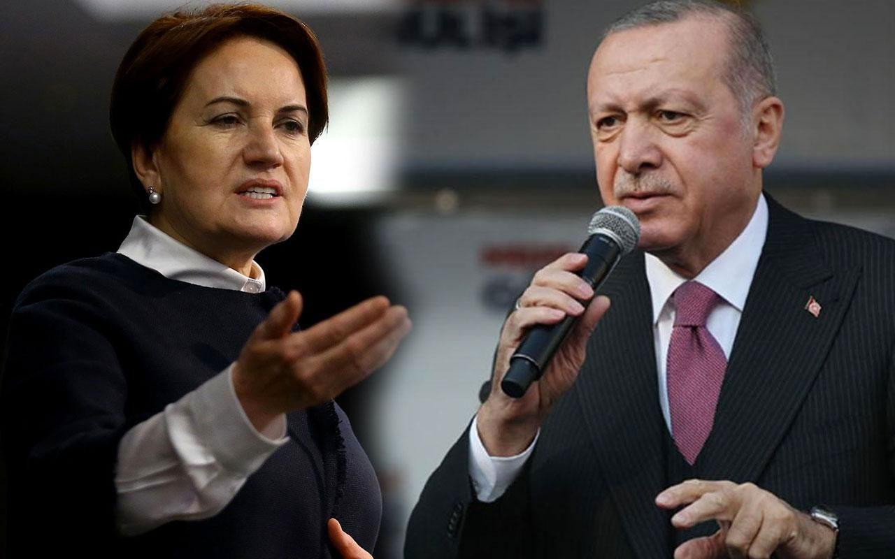 Meral Akşener'den Erdoğan'a 'liderler düzeyinde toplanalım' çağrısı