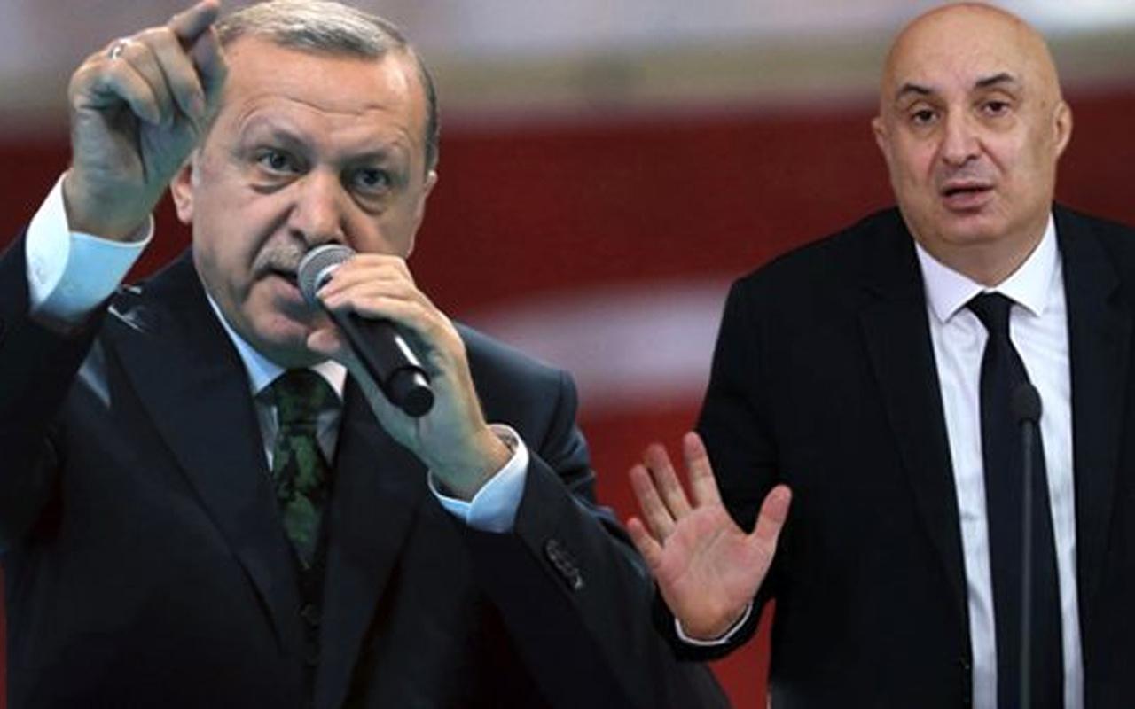 CHP'li Vekil Engin Özkoç'tan Erdoğan'a 'çılgın proje' cevabı: İmamoğlu'ndan özür dilemeli