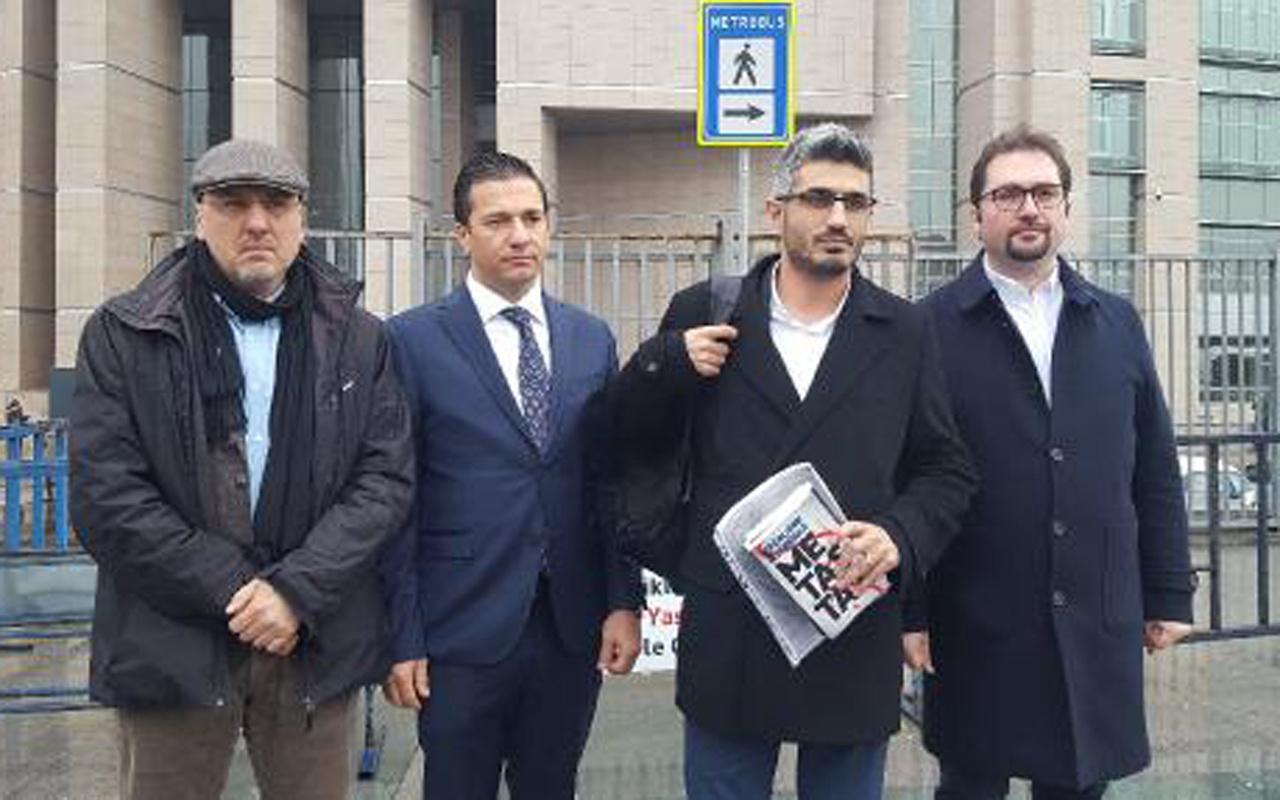 Odatv kapatıldı, haber müdürü tutuklandı, Yayın Yönetmeni Pehlivan için tutuklama kararı