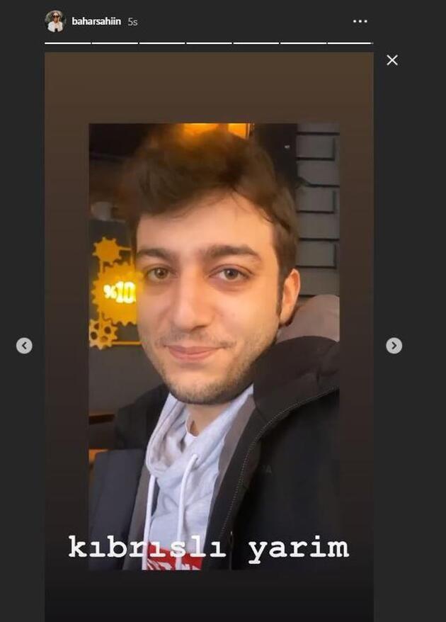 Zalim İstanbul dizisinin yıldızı Bahar Şahin'in Cenan Adıgüzel aşkı son buldu
