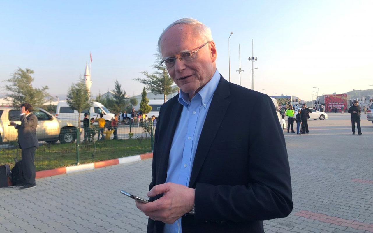 ABD Suriye Temsilcisi Jeffrey: Ruslar ve Esed İdlib'de kazanamaz sebebi ise Türkler