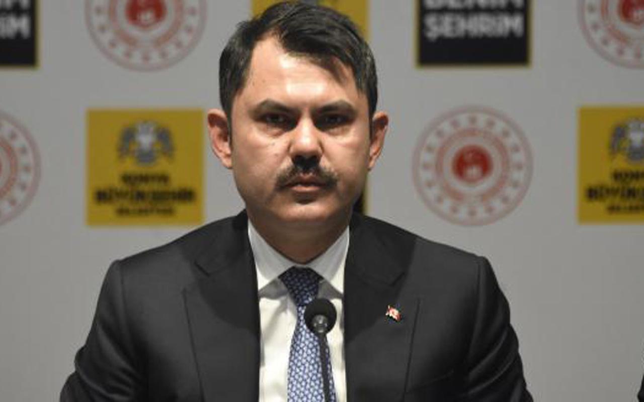 Bakan Kurum: Kanlı senaryonun asıl hedefi Suriye değil, Türkiye