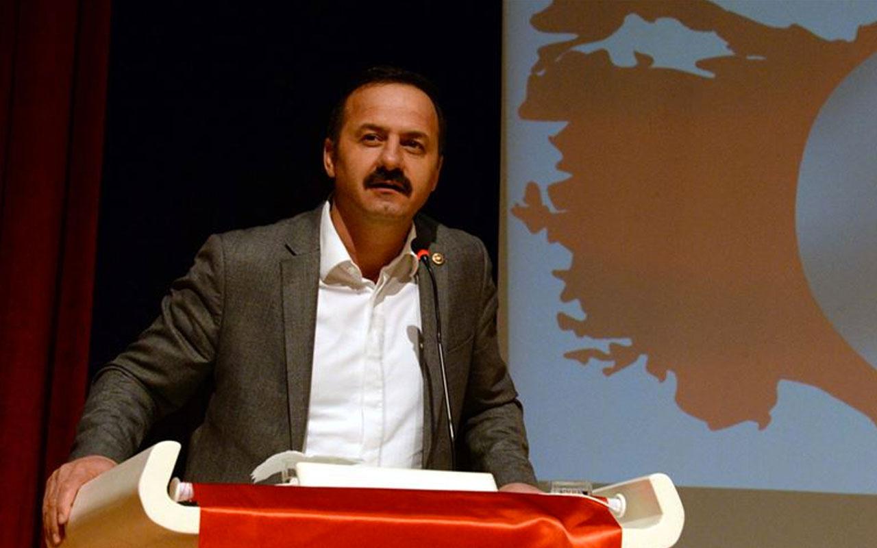 İYİ Partili Yavuz Ağıralioğlu: CHP'li arkadaşlar kızgınlıklarına gem vurmalı