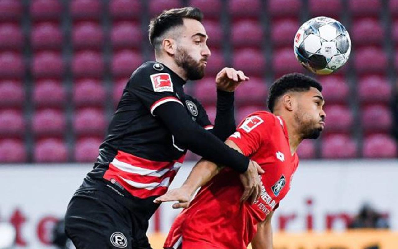 Bundesliga'da Karaman sahneye çıktı bir puan geldi