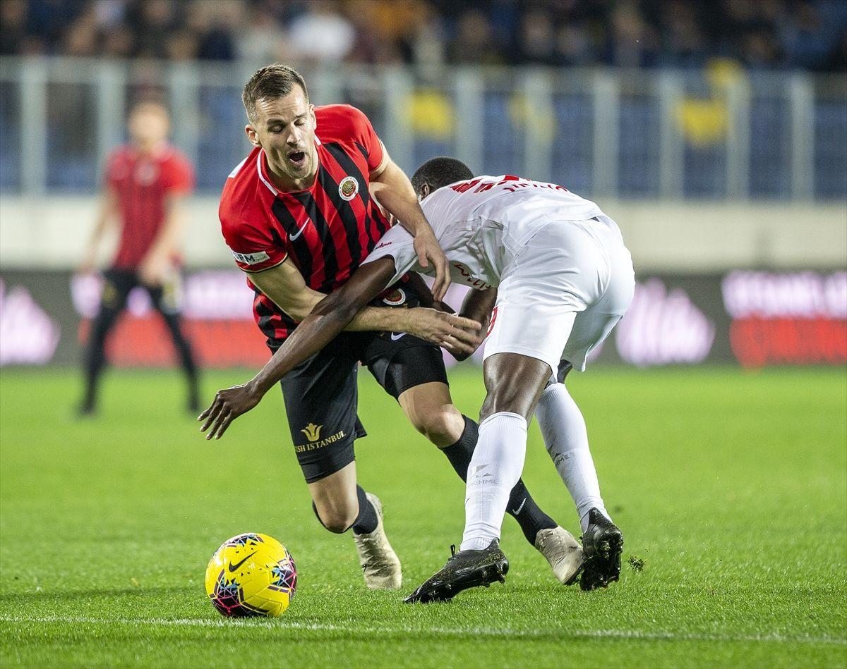 Gençlerbirliği Antalyaspor maçı golleri ve geniş özeti