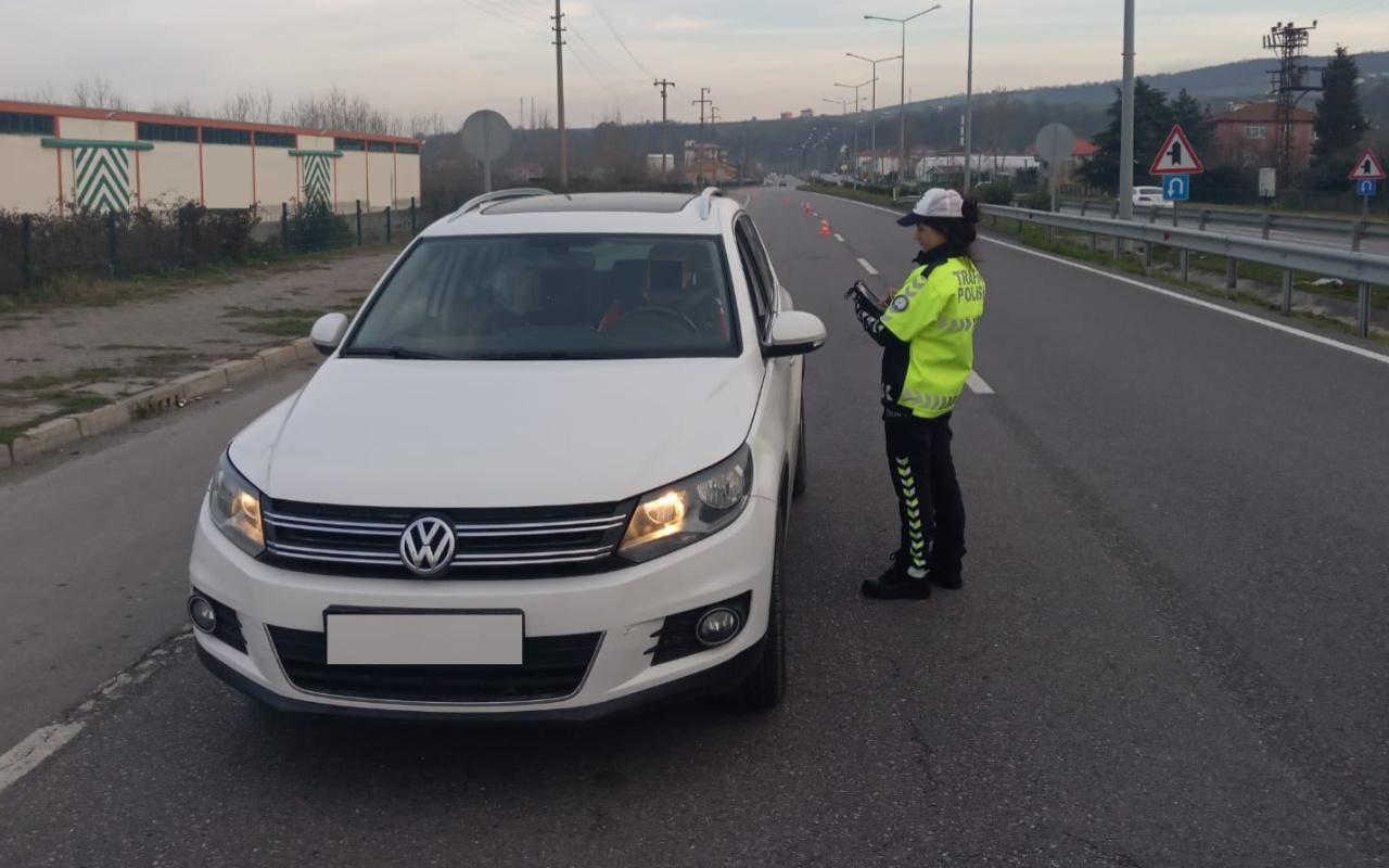 Türkiye'de radarla hız denetimi 344 araç trafikten men edildi