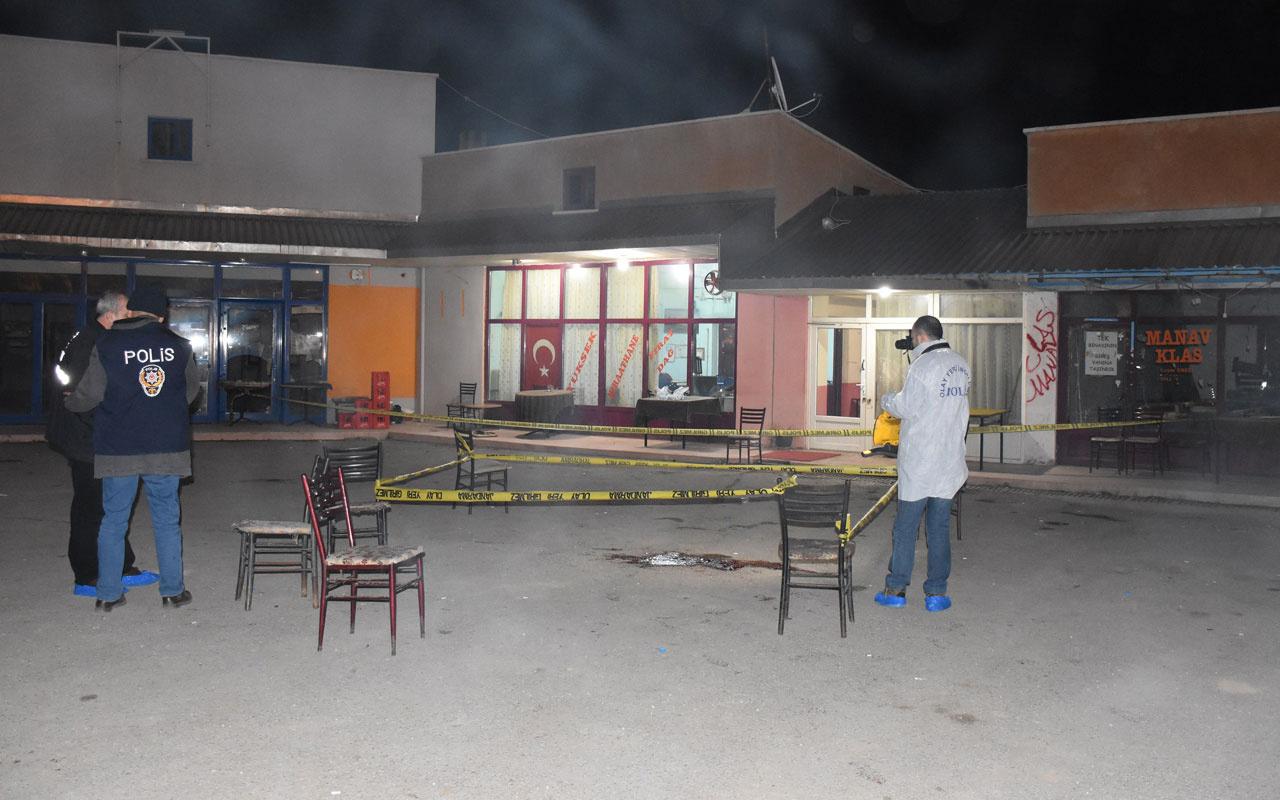 Kırıkkale'de akrabalar arasındaki silahlı kavgada 3 kişi ölü, 4 kişi yaralandı