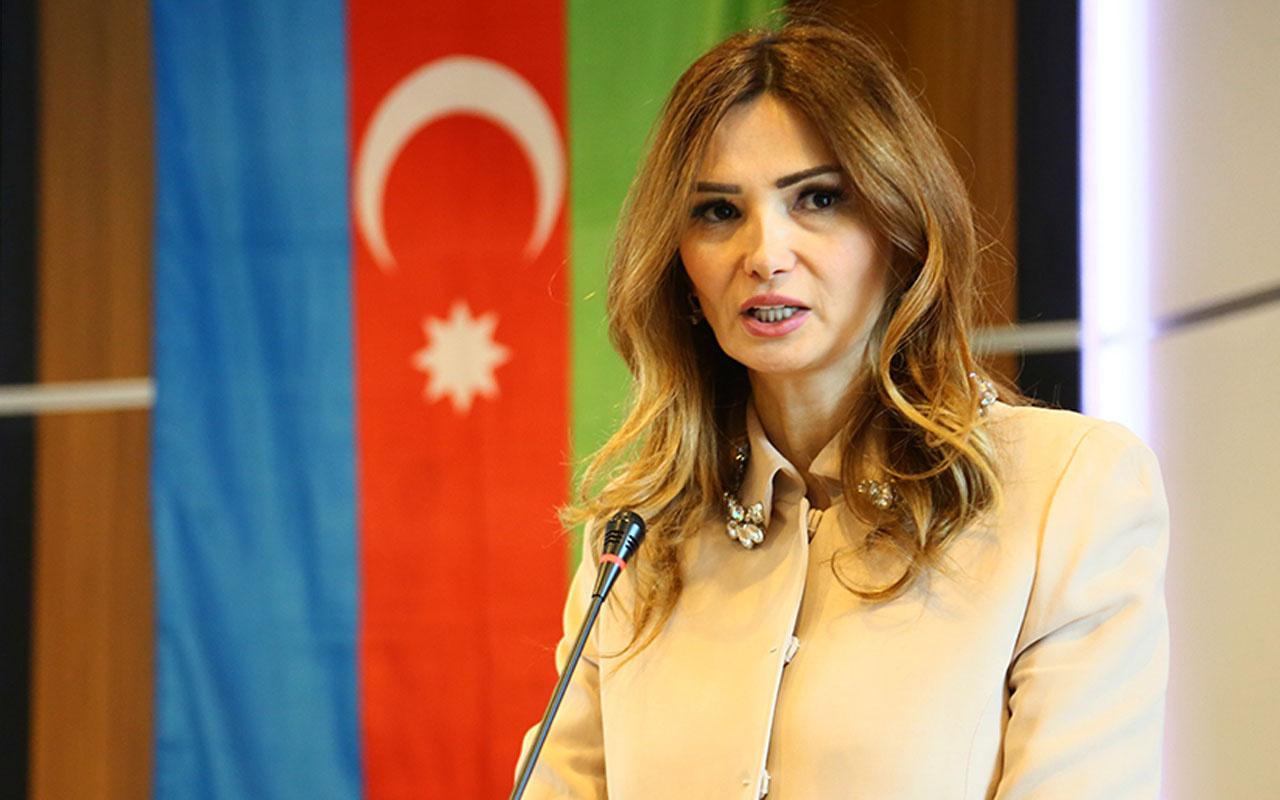 Azeri vekil Ganire Paşayeva: Avrupa Türkiye'den insanlık dersi almalı