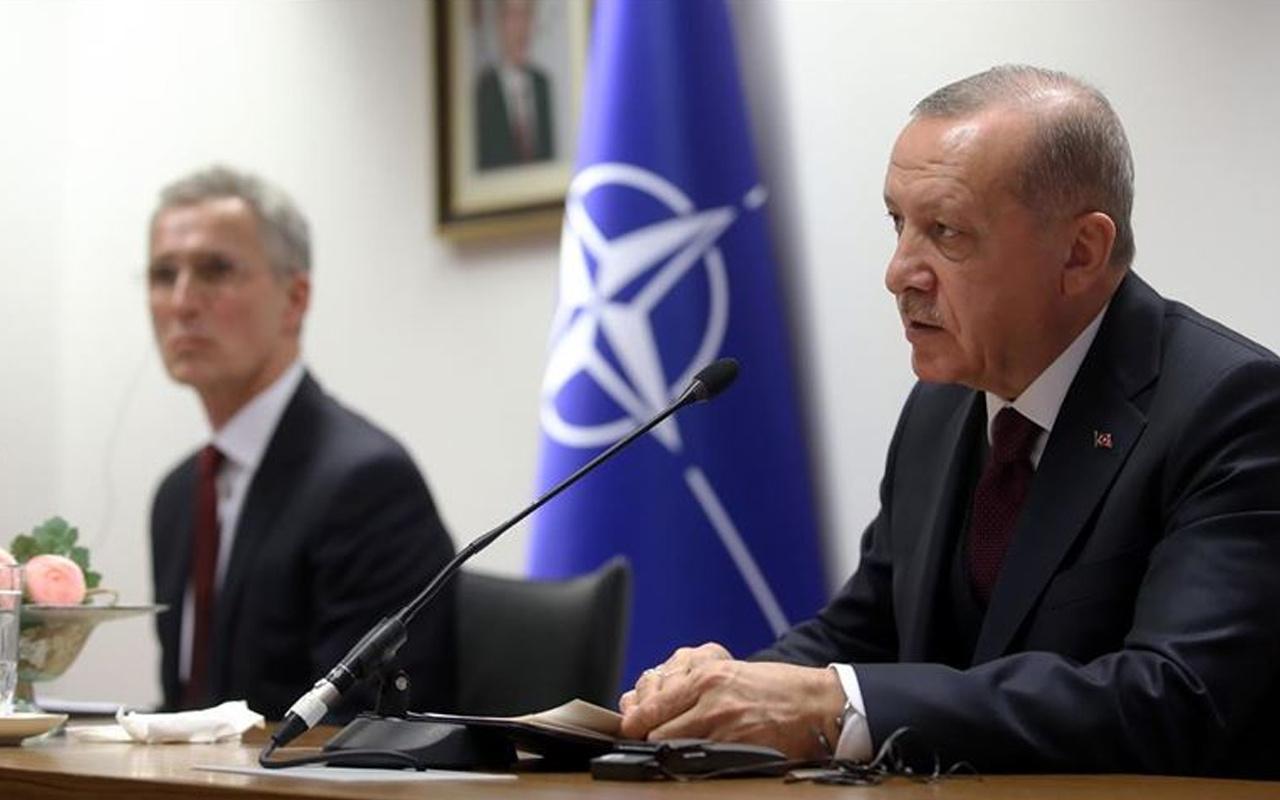 Erdoğan: NATO ittifak dayanışmasını göstermesi gereken bir dönemdedir