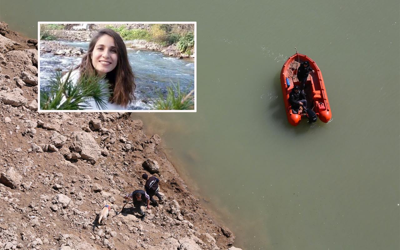 Kayıp Gülistan Doku için özel ekip Tunceli'de sahaya indi