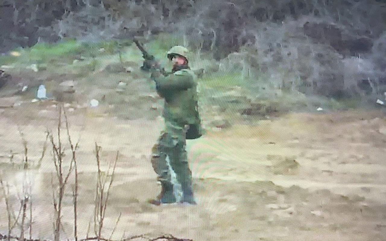 Yunan polisi gerçek mermi kullandı sınırda dehşete düşüren görüntüler