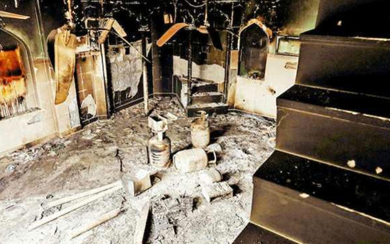 Hindistan'da müslüman nefreti dinmiyor! 48 saatte 4 cami yakıldı