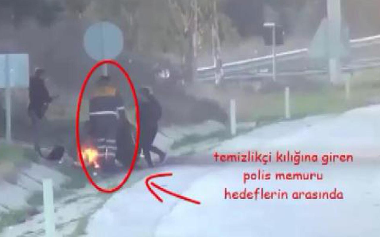 Kocasına 1500 liraya kadın ayarlamış! Adana'da polis çöpçü oldu bastı
