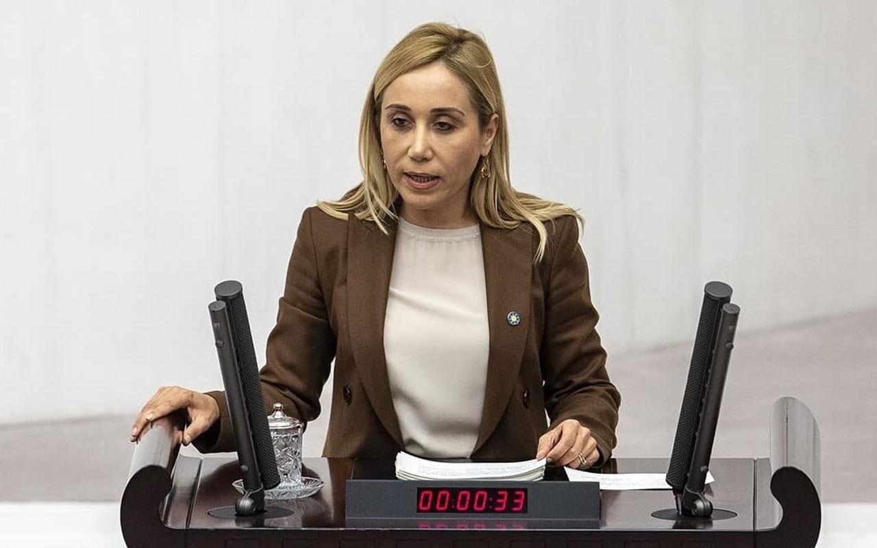 İYİ Parti'den istifa eden Tuba Vural Çokal, AK Parti'ye geçiyor