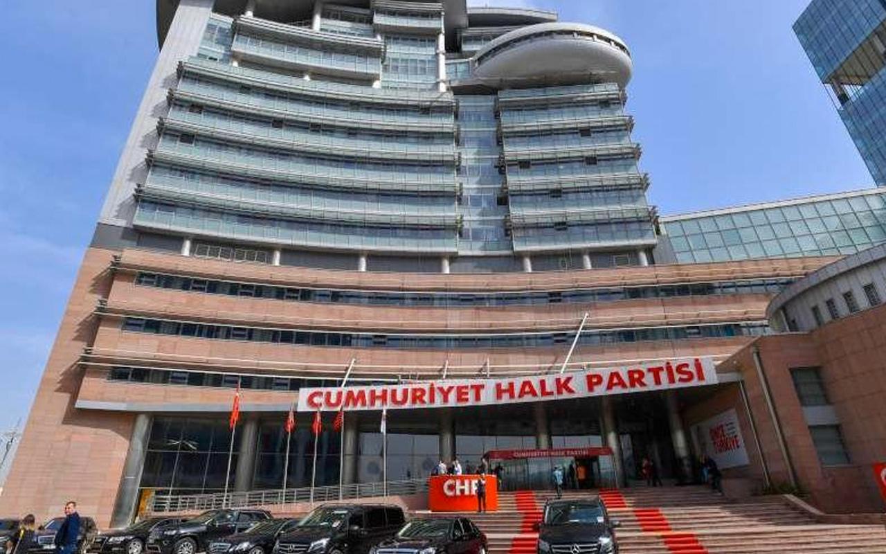 CHP Genel Merkezi kapatma kararı aldı! Pazartesi gününden itibaren herkes evden çalışacak