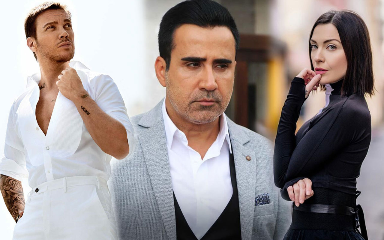 Emrah'ın eski rol arkadaşı Arzu Yanardağ da Sinan Akçıl'a hak verip bombaladı