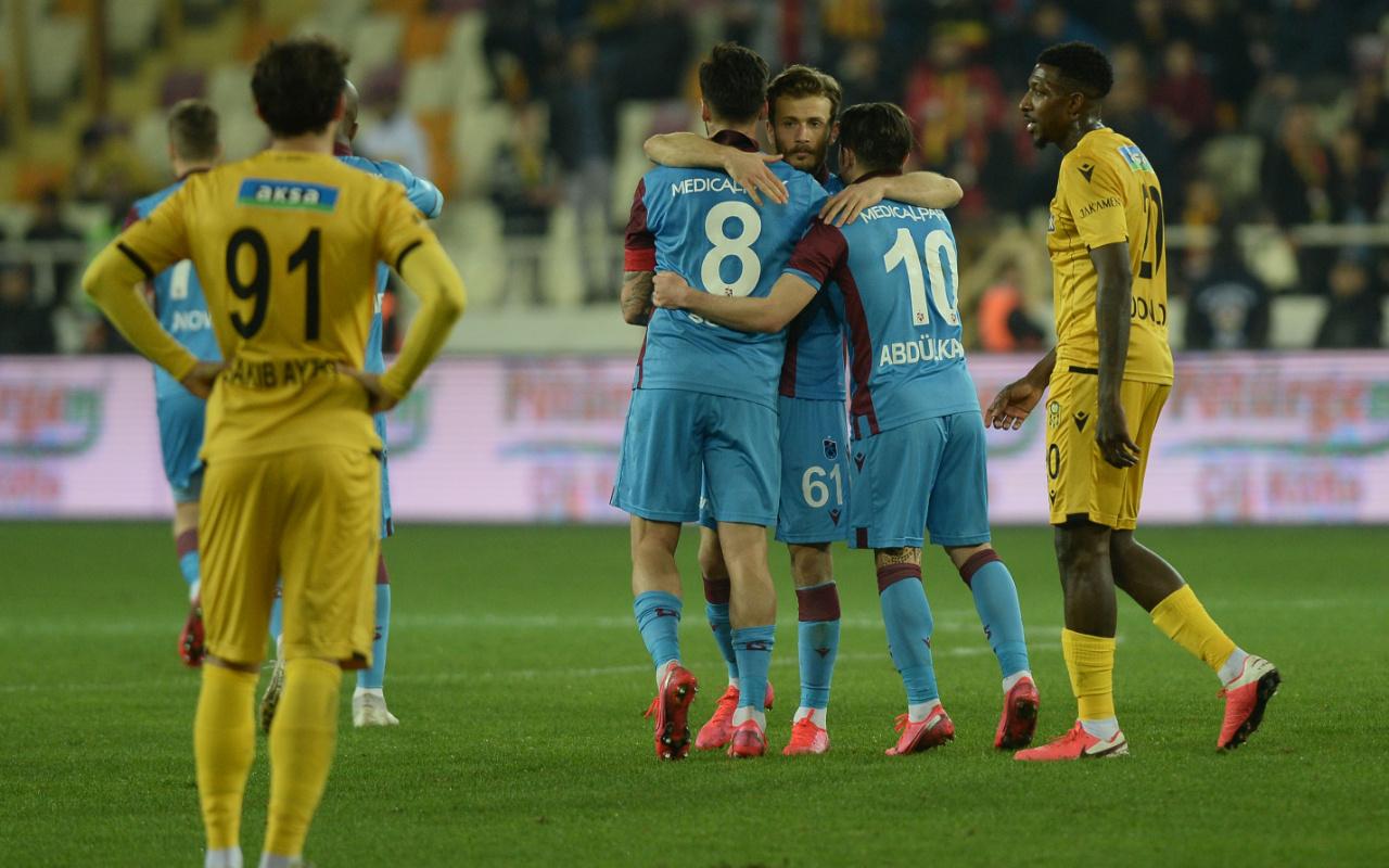 Trabzonspor ve Yeni Malatyaspor PFDK'ye sevk edildi