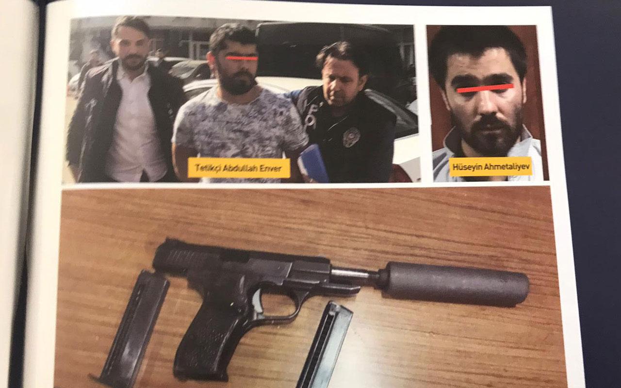 Uygur Türk'ünün öldürülmesinde DEAŞ izi