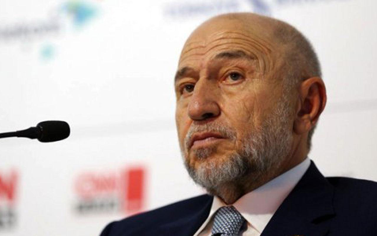 Nihat Özdemir: Galatasaray-Beşiktaş derbisi seyircili oynanacak