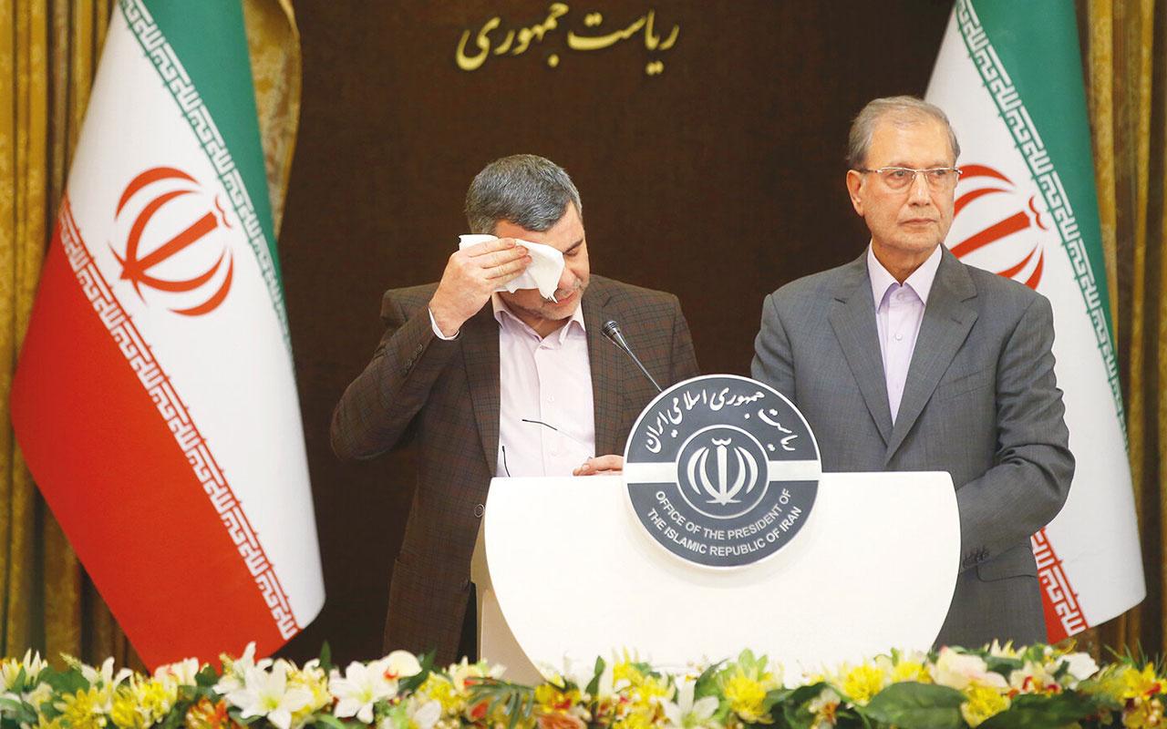 İran'da koronavirüse yakalanan Sağlık Bakan Yardımcısı iyileşti