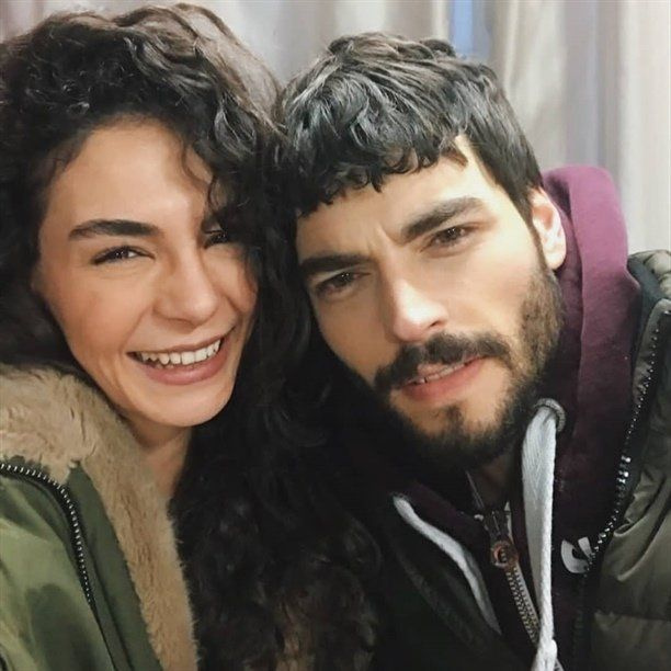 ATV'nin Hercai yıldızı Ebru Şahin Akın Akınözü hakkında bomba itiraflar yaptı