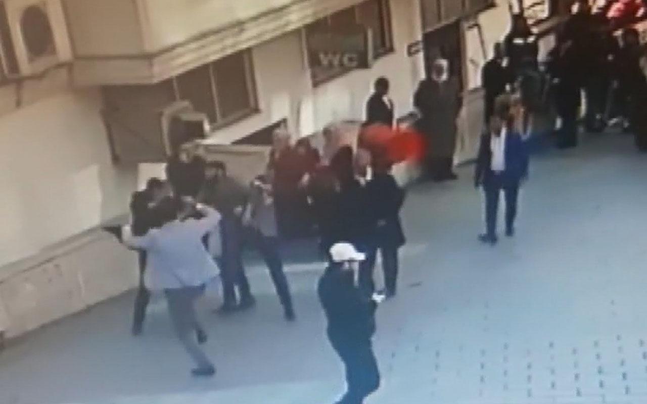 Esenyurt'ta şizofreni hastasına üç kişi birden saldırdı