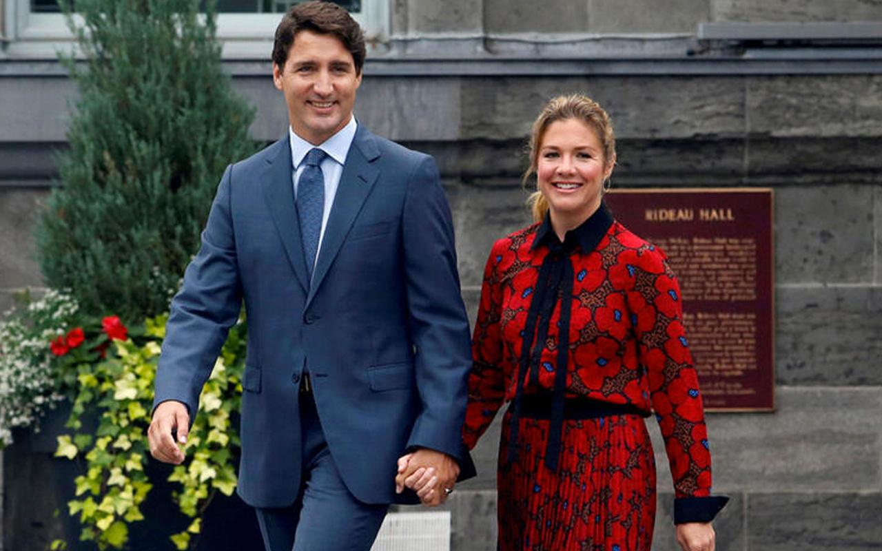 Kanada Başbakanı Trudeau'nun eşi koronavirüse yakalandı İngiltere'de bulaşmış