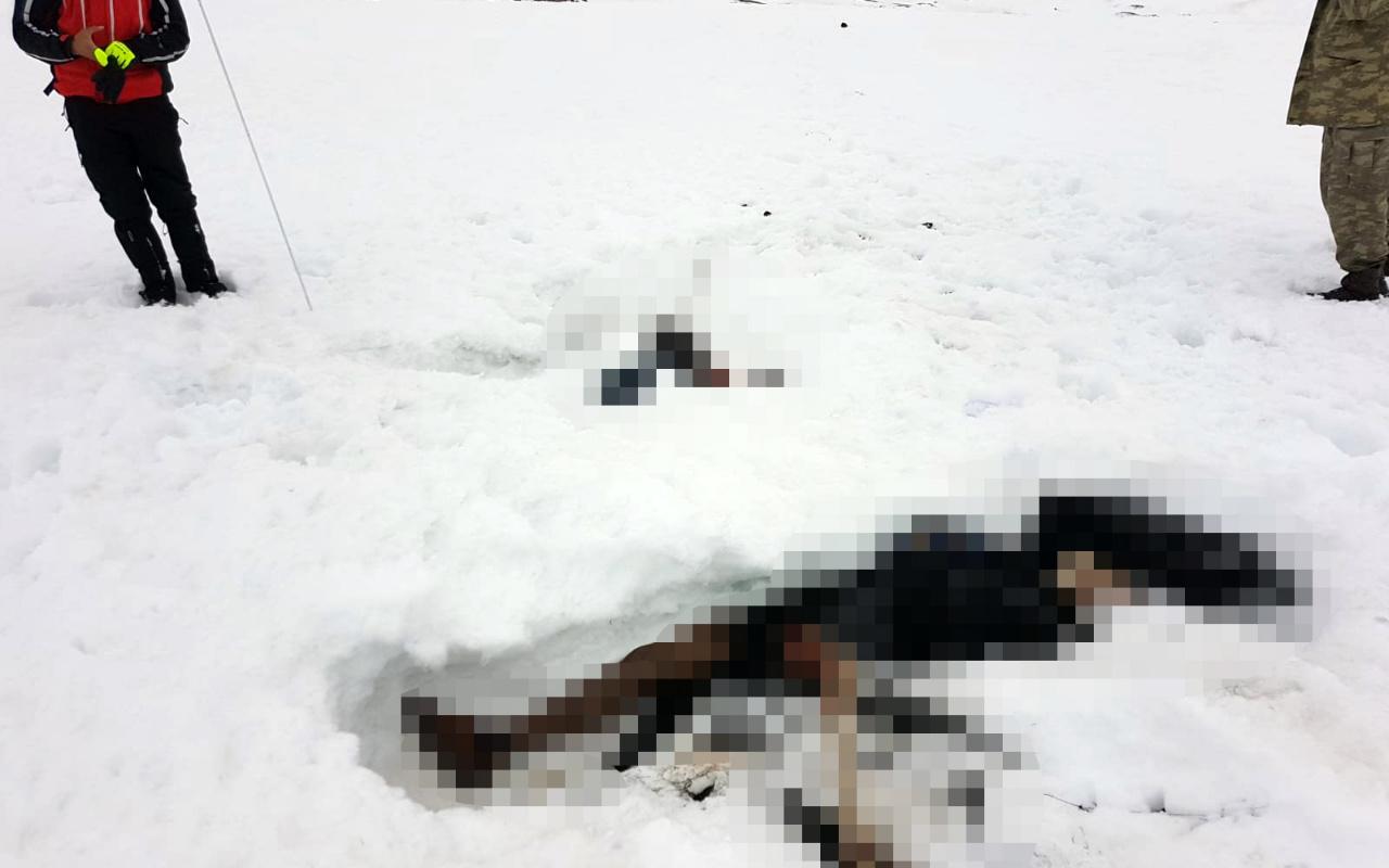 Van Valiliği açıkladı: İran sınırında 7 mültecinin cesedi bulundu