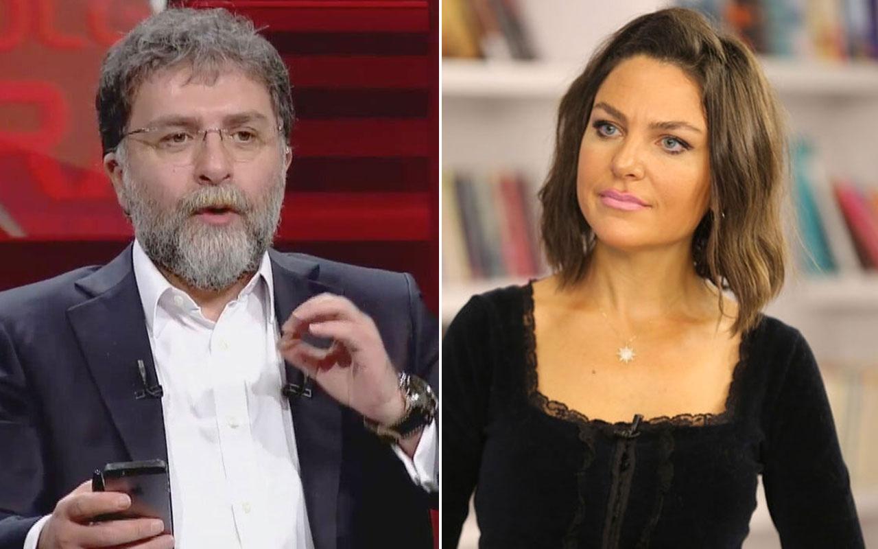 Ece Üner Ahmet Hakan'a canlı yayında yanıt verdi