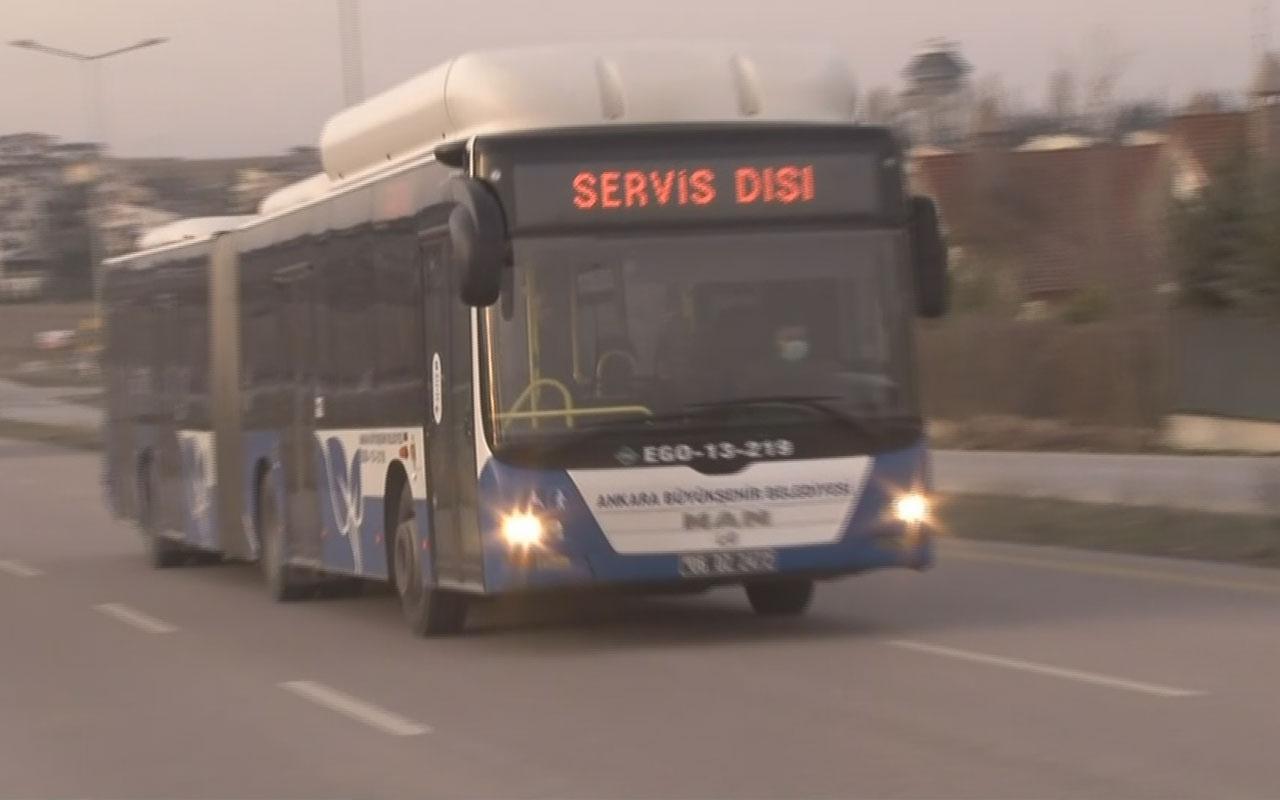 Umre yolcuları gelir gelmez Ankara'da karantinaya alındılar