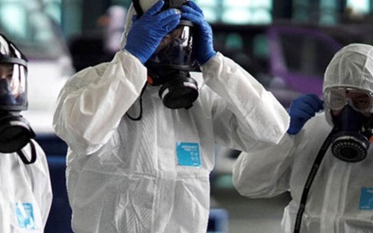 Dünyada koronavirüsün vurduğu en küçük kişi 3 yaşında!