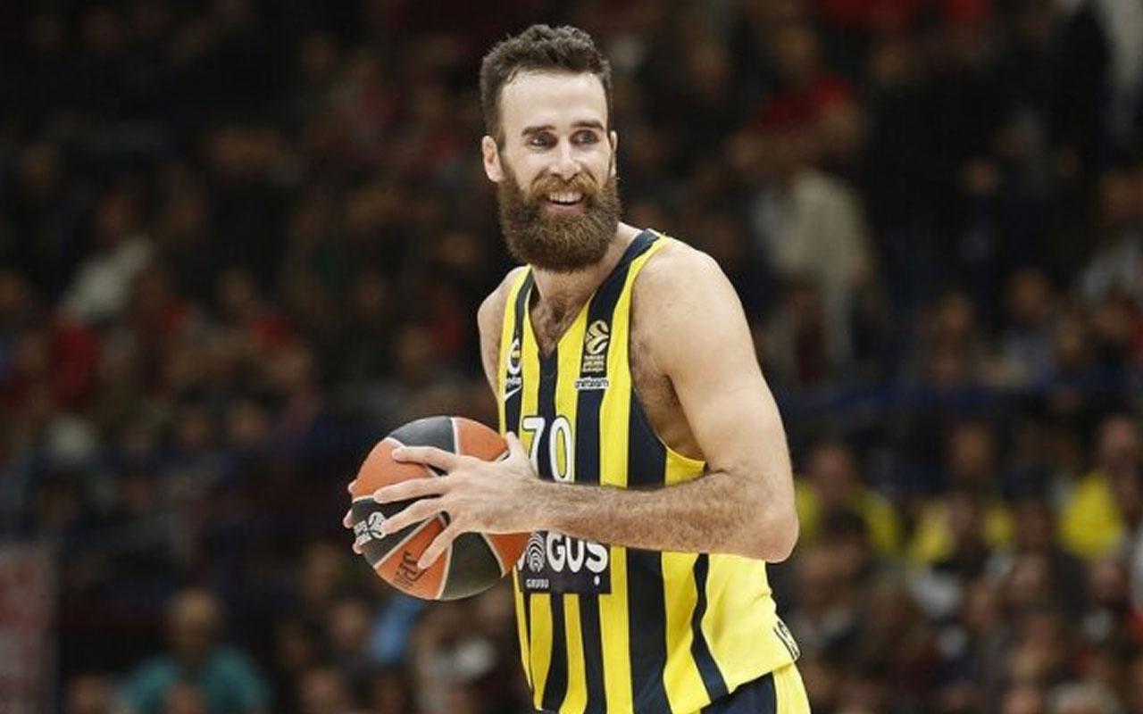 Fenerbahçeli basketbolcu Gigi Datome'den virüs açıklaması