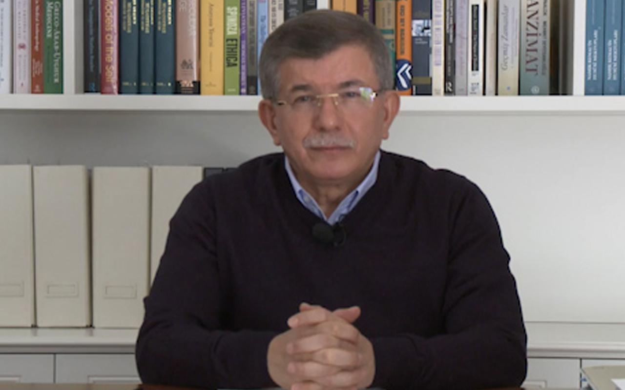 Ahmet Davutoğlu partisinin koronavirüs değerlendirme açıklaması