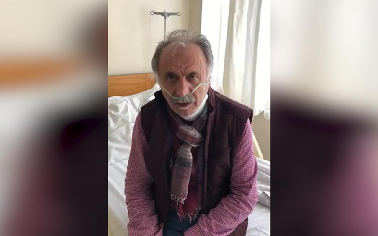 Prof. Dr. Cemil Taşçıoğlu'nun koronavirüs testi pozitif çıktı