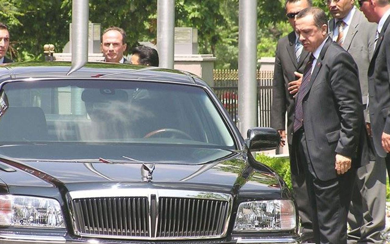 Cumhurbaşkanı Erdoğan'ın limuzini 41 bin 500 liraya satıldı