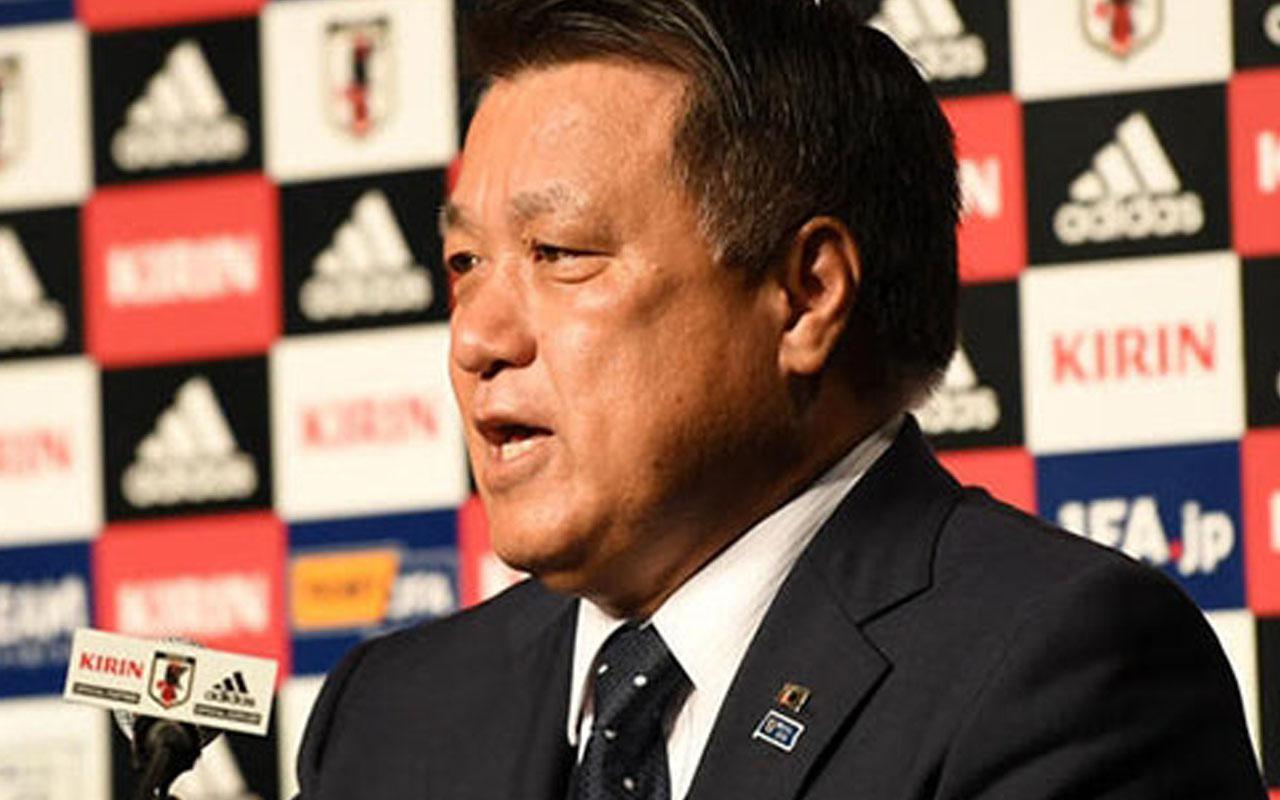 Japonya Futbol Federasyonu Başkanı Tashima Corona virüse yakalandı