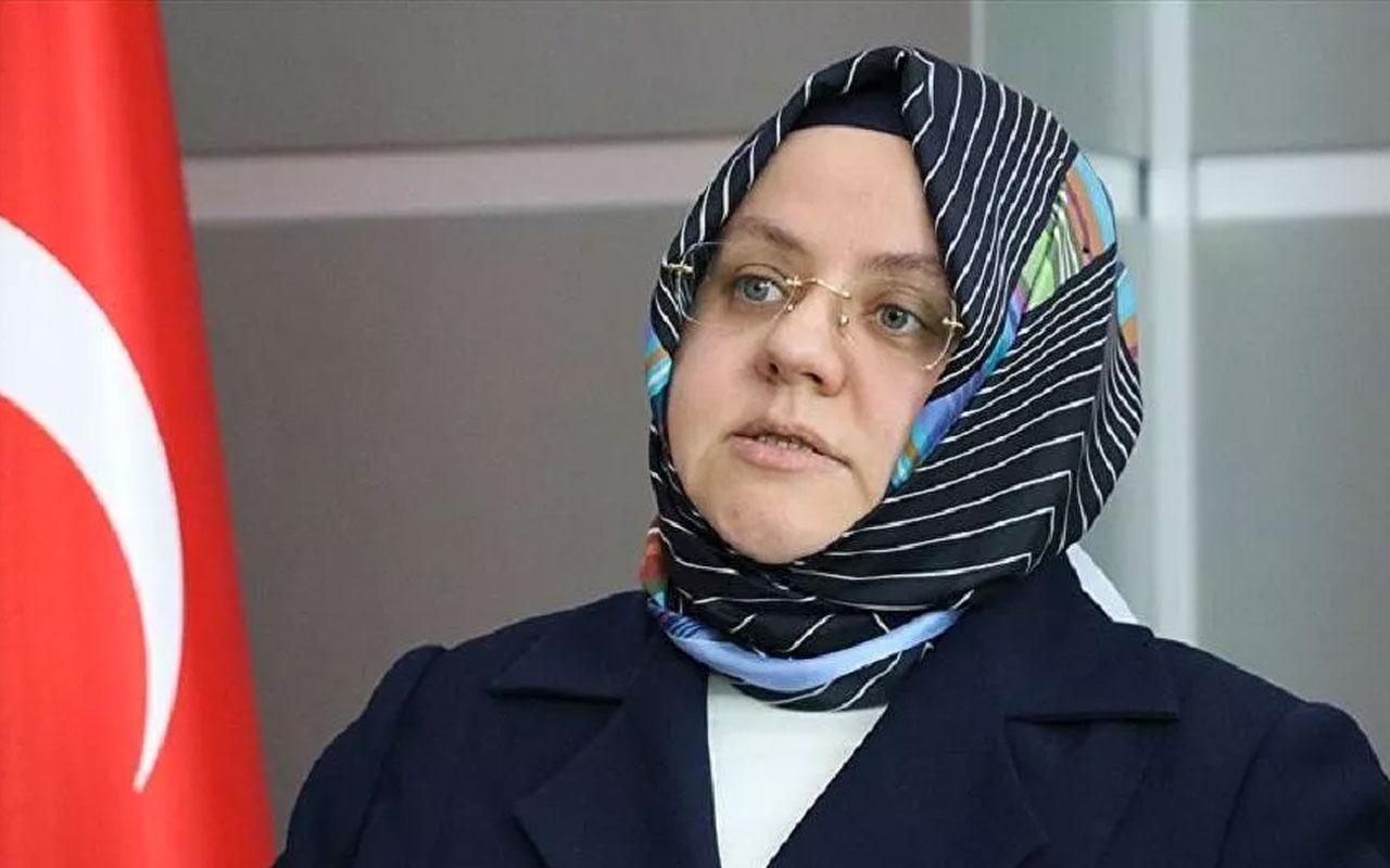 Bakan Zehra Zümrüt Selçuk: Ramazan öncesinde SYDV'lere 183,2 milyon lira kaynak aktarıldı