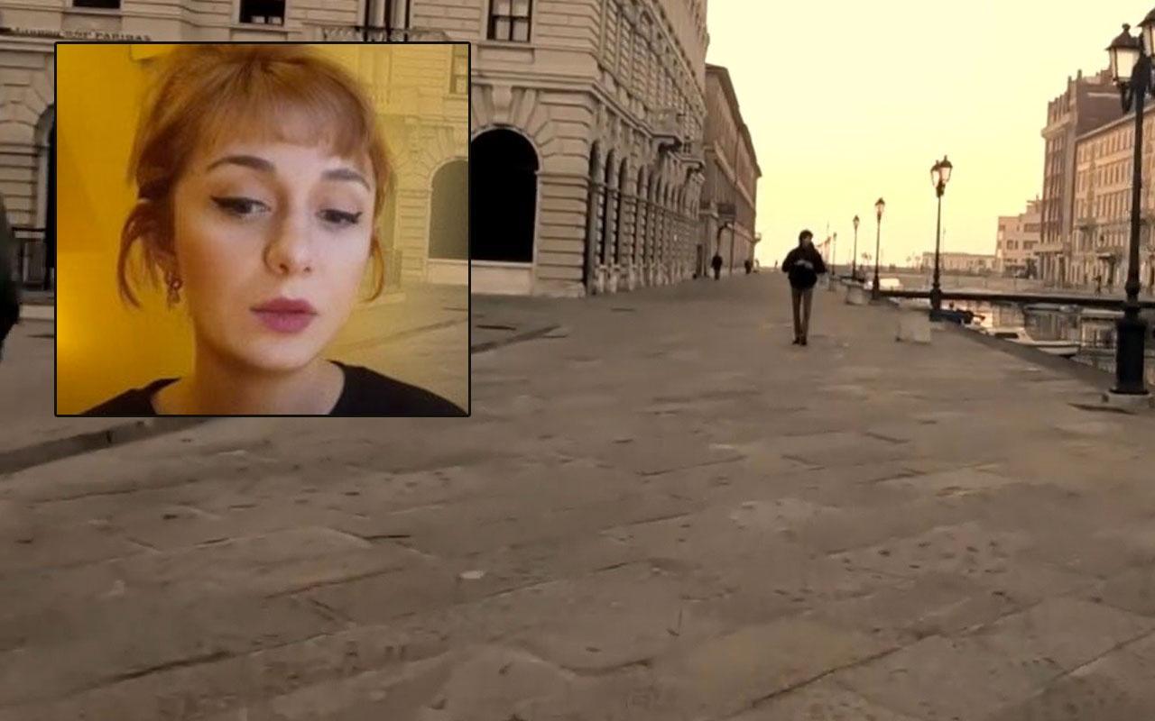 İtalya'da yaşayan Türk öğrenci: Lütfen durumu hafife almayın