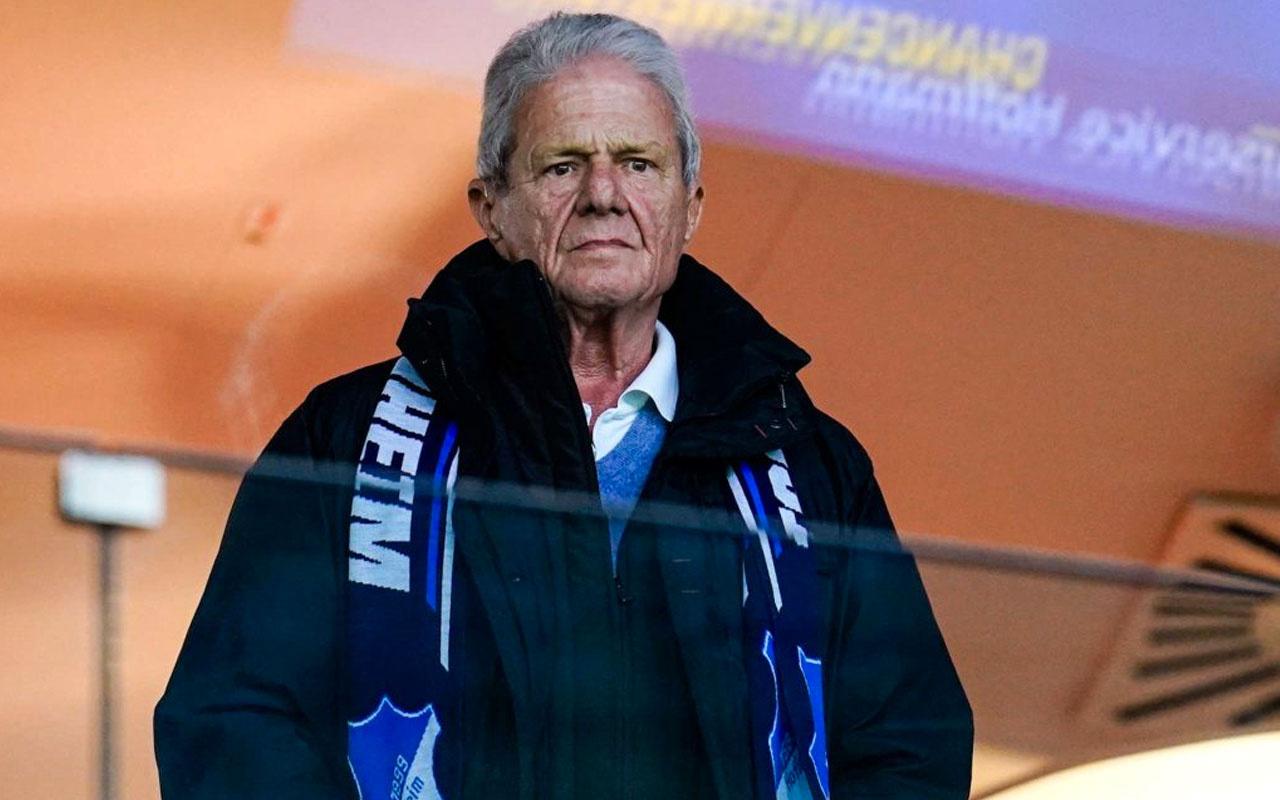 Hoffenheim kulübü başkanı Dietmar Hopp'tan koronavirüs aşısı müjdesi