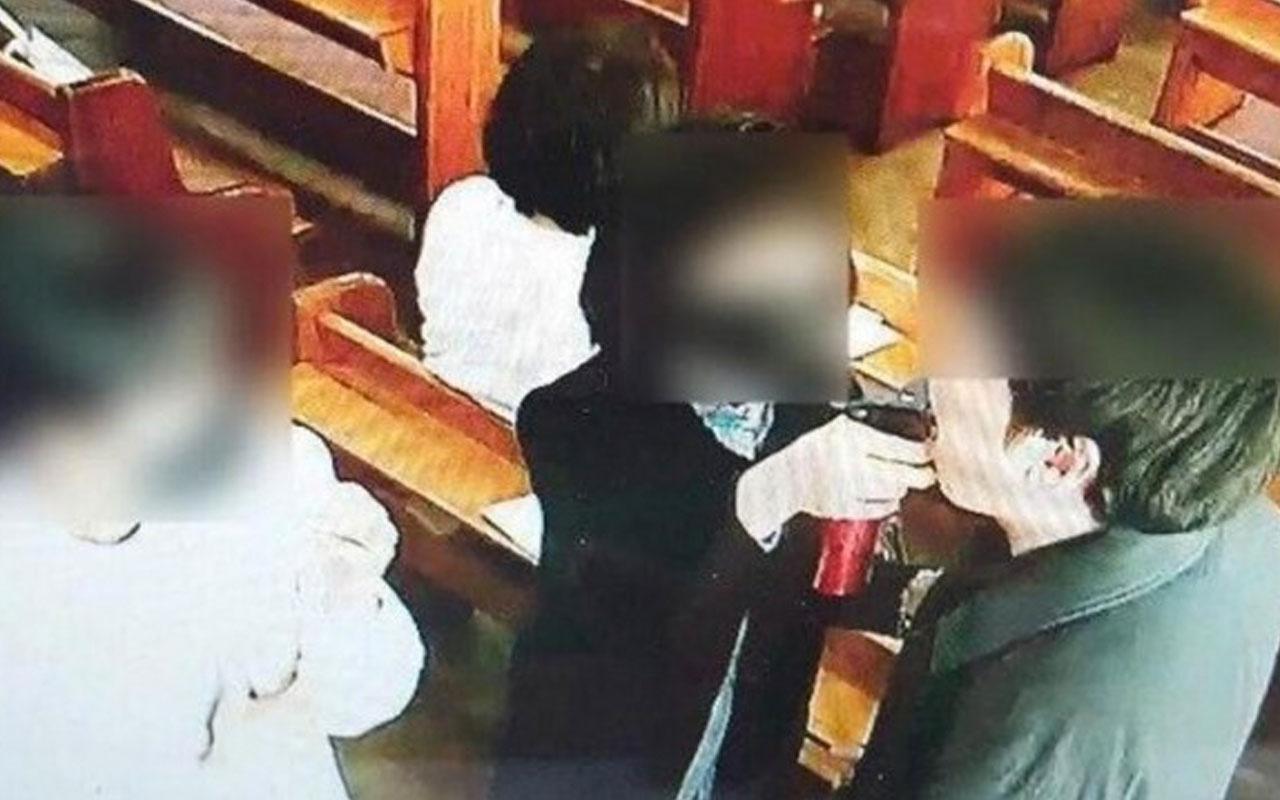 Kilise görevlisinden skandal iş! Koronavirüsü 50 kişiye böyle bulaştırdı