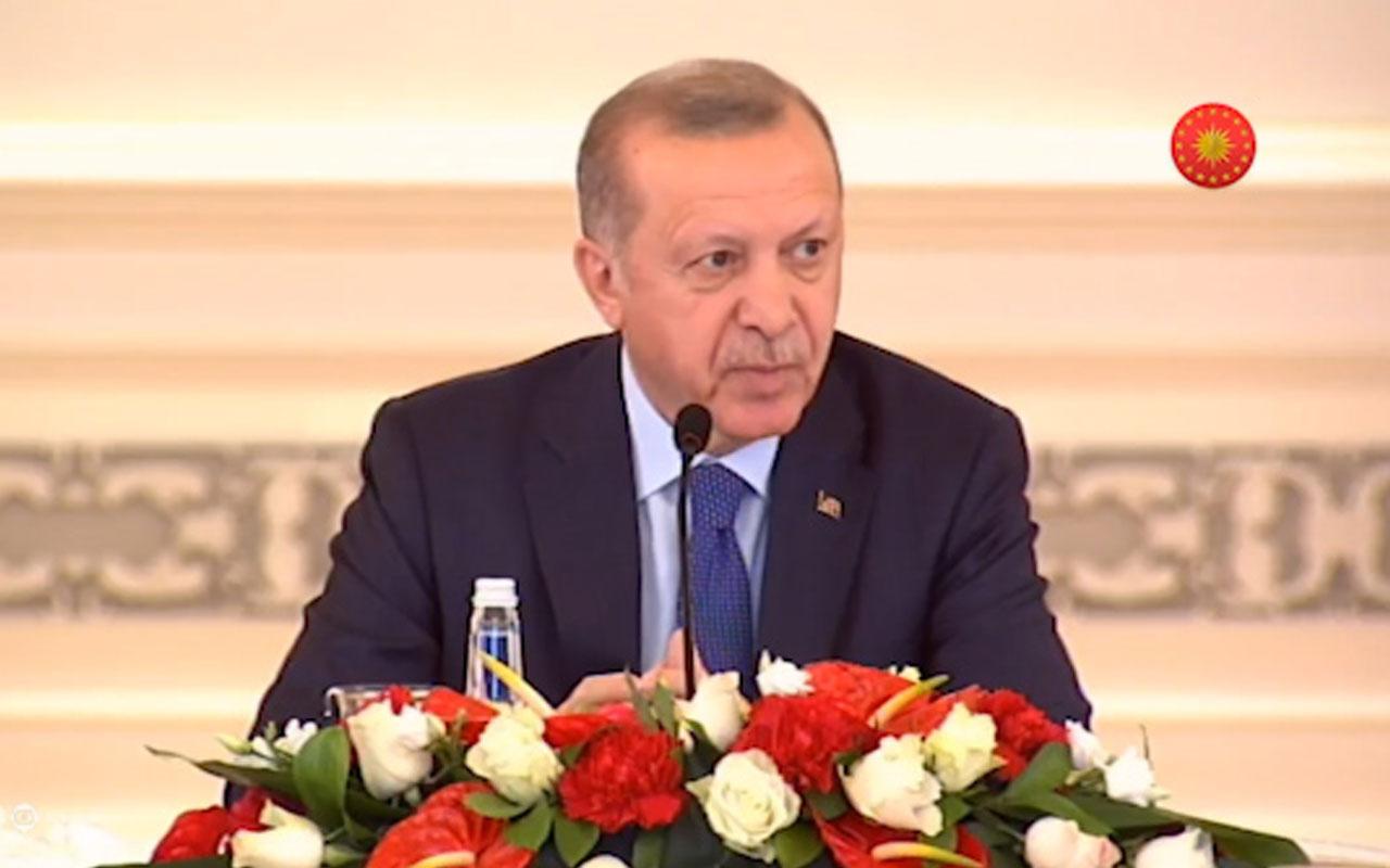 Erdoğan koronavirüs önlemleriyle ilgili önemli açıklamalar yaptı