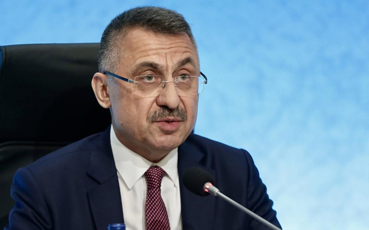 Cumhurbaşkanı Yardımcısı Fuat Oktay duyurdu tahliyeler tamamlandı
